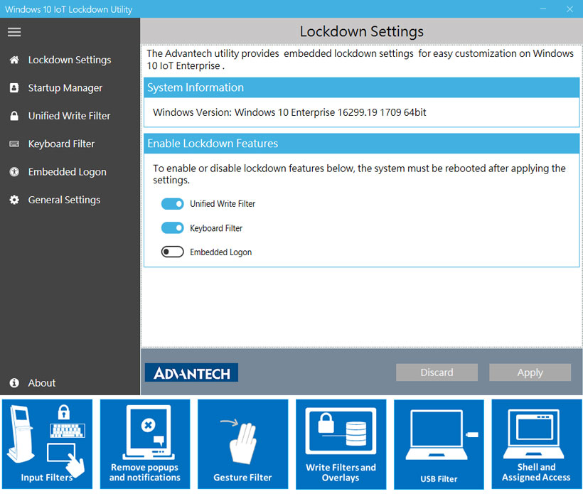 Advantech Industrial Computing Devices Now Support Windows